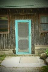 Mess Hall Door
